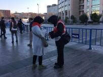 BERKİN ELVAN - Berkin Elvan Davası Öncesi İstanbul Adliyesinde Güvenlik Önlemi