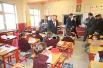 HALK EĞİTİM MERKEZİ - Beyşehir'de İlkokul Öğrencilerine Flüt Eğitim Seti Hediyesi