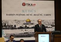 BILAL ERDOĞAN - Bilal Erdoğan Açıklaması 'Batı Uygarlığı Maalesef Kudüs'e De Kan Getirdi'
