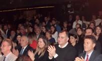 AHMET YILDIRIM - 'Bir Valize Ne Sığar Ki' Tiyatroseverlerle Buluştu