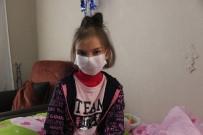 DEVLET HASTANESİ - Böbrek Kanseri Hastası Küçük Nilüfer'e Tedavi Desteği