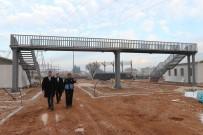 BENZİN İSTASYONU - Bucak'a Çocuk Eğitim Parkı