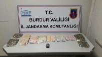 Burdur'da Emniyet Ve Jandarmanın Kasım Ayı Faaliyet Raporu