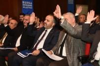 SEÇİMİN ARDINDAN - Büyükşehir Belediyespor'da Yeni Dönem