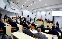 HAREM-İ ŞERİF - Büyükşehir Meclisi'nden ABD'ye Ortak Kınama Açıklaması