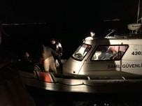 TERMAL KAMERA - Can Yeleksiz Denize Açılan Kaçaklar Canlarını Hiçe Saydılar