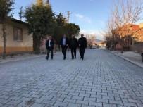 KıZıLCASÖĞÜT - Çivril Belediye Başkanı Güven, Mahallelerdeki Çalışmaları İnceledi