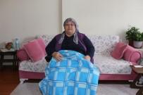 AKÜLÜ SANDALYE - Efeler Belediyesi Engelli Vatandaşa Akülü Sandalye Hediye Etti
