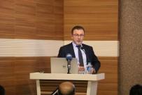 EKONOMIST - Ekonomist Mahfi Eğilmez Gaziantep OSB'de