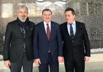 GENÇLIK SPOR GENEL MÜDÜRÜ - Eskişehirspor'dan Bakan Bak'a Ziyaret