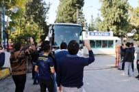 SERKAN GENÇERLER - F.Bahçe'ye Adana'da Sönük Karşılama