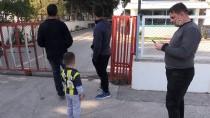ADANA HAVALIMANı - Fenerbahçe Kafilesi Adana'ya Geldi