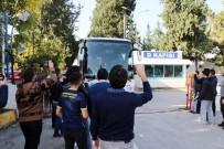 SERKAN GENÇERLER - Fenerbahçe'ye Adana'da Sönük Karşılama