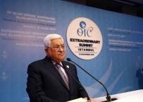 DIŞİŞLERİ BAKANLARI - Filistin Devlet Başkanı Abbas Açıklaması 'Bizler Barış İçin Uğraşırken, Bir Anda Bize Yüzyılın Tokadını Vurdular'