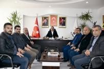İHLAS - Gazeteciler Başkan Yeni'yle Bir Araya Geldi