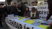 MERSIN - Güzelcehisasar Projesi İçin İmza Topladılar