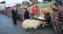 ÖZEL HAREKATÇI - Hakkari Emniyetine Yeni Alınan Zırhlı Araçlar Hizmete Sunuldu