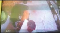 BUZDOLABı - İş Yerinden Hırsızlık Kamerada