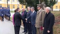 SARAYBOSNA - 'İstikrarlı Bosna Hersek, Sırbistan'ın Da Çıkarıdır'