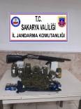 Jandarmadan Uyuşturucu Baskını Açıklaması 2 Gözaltı