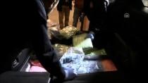 GÜMRÜK MUHAFAZA EKİPLERİ - Kapıkule'de Uyuşturucu Operasyonu