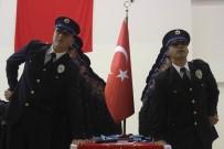 ENGİN ÖZTÜRK - Karaman'da Polis Adaylarının Mezuniyet Sevinci