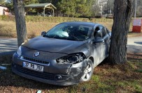 KASTAMONU ÜNIVERSITESI - Kastamonu'da BESYO Öğrencileri Kaza Geçirdi Açıklaması 4 Yaralı