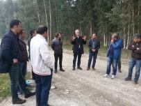 ORMAN İŞLETME MÜDÜRÜ - Kayseri Orman Bölge Müdürlüğü Teknik Ekibi, Mersin'de Orman Sahalarını İnceledi