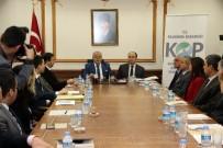 Kırşehir'de KOP Okuyor Projeleri Protokolleri İmzalandı