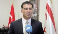 KUZEY KIBRIS - KKTC Başbakanı Özgürgün Açıklaması 'İsrail, Bölgede Aldığı Kararlarla Dünya Barışını Tehdit Ediyor'