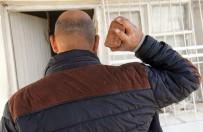ELEKTRONİK KELEPÇE - Kocasını Döven Kadına Elektronik Kelepçe
