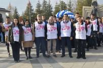 DOKU NAKLİ - Konya'da, 'Kalbim Tekrar Sevecek' Yürüyüşü
