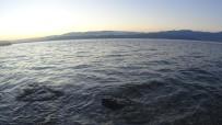 SAPANCA GÖLÜ - Kurulan Kamera İle Gölün Gün Doğumu Ve Batımı Gözlendi