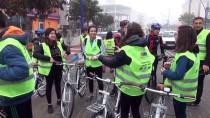BİSİKLET TURU - Manisa'da 'Uyumuna Pedalla' Projesi
