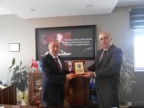 TÜRK SILAHLı KUVVETLERI - Mehmetçik Vakfı'ndan Teşekkür Ziyareti