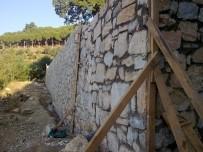 GESI - Melikgazi Belediyesi 2017'De 490 Metre İstinat Duvarı Yaptı