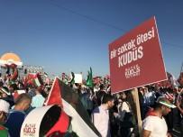 İNİSİYATİF - Memur Sen'den Ankara'da Kudüs Mitingi Çağrısı