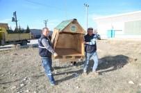 GÜN SAZAK - Odunpazarı Belediyesi Sokak Hayvanlarını Unutmadı