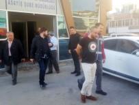 GÜVENLİK GÖREVLİSİ - Özel Harekat Polisini Darp Eden 3 Şahıs Yakalandı