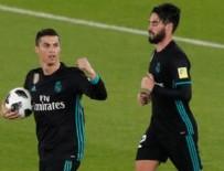 ABU DABI - Real Madrid finalde!