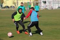 AHMET BULUT - Şanlıurfaspor, Kahramanmaraşspor Maçının Hazırlıklarını Sürdürüyor