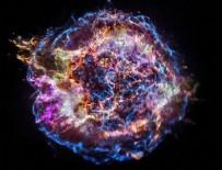 ELEKTROMANYETİK - Süpernova kalıntısındaki maddelerin renk cümbüşü görüntülendi