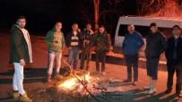 RİVA - Sürekli Kaza Olan Yol Vatandaşları İsyan Ettirdi