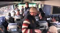 BİLET SATIŞI - Suriyelilere 'Yol İzin Belgesi' Kontrolü