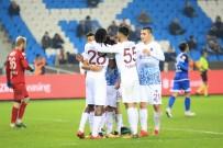 TÜRKIYE KUPASı - Trabzonspor'da Yedeklerin Formu Yüzleri Güldürdü