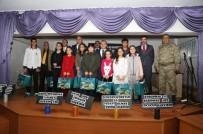 İNSAN HAKLARı - Tunceli'de Çocuklar, İnsan Hakları Ve Demokrasi Haftasını Kutladı