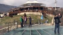 KANYON - Türkiye'nin İlk Cam Terasına Turist İlgisi