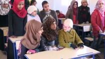 GÜMRÜK KAPISI - Türkiye'nin Yardım Eli Cerablus'ta Terörün İzlerini Sildi