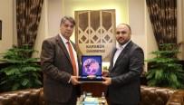 BOLAT - UDEF Genel Başkanı'ndan Rektör Polat'a Ziyaret