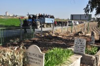 ANADOLU ÜNIVERSITESI - Üniversiteli Özgürcan Adana'da Toprağa Verildi
